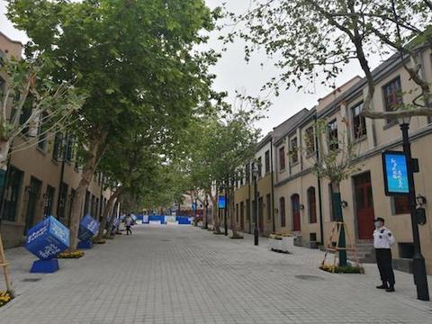 廣興里老城煥發新活力 工業設計點亮山東青島