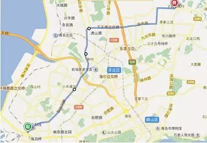 青岛到温州火车路线