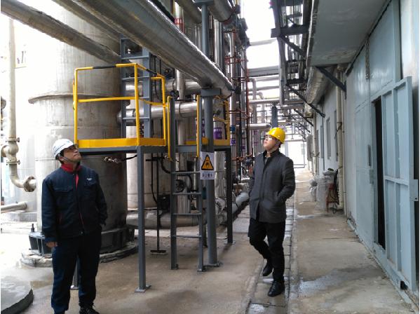新河动监站开展对兽药饲料生产企业安全生产隐患排查