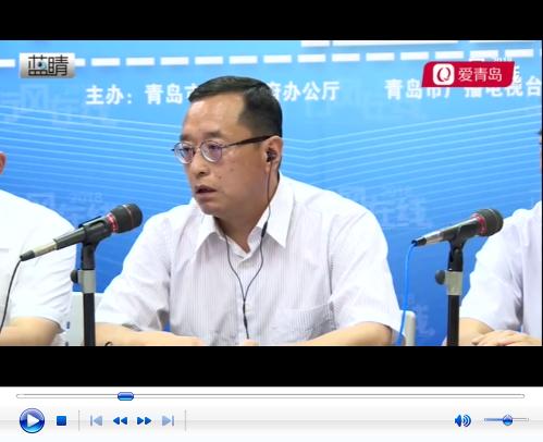 市北区政府副区长刘文光做客行风在线