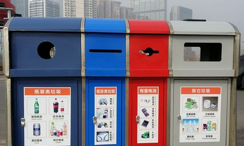 江蘇路街道已完成垃圾分類居民總戶數覆蓋比例60%