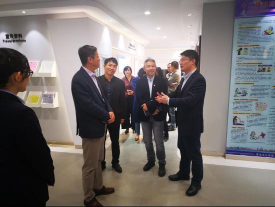高郵湖路社區聯合青島能源集團開展社企共建主題活動