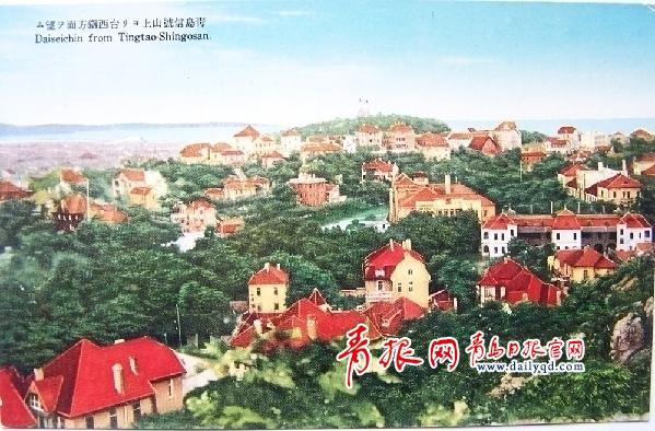 1897年,德国占领青岛后,即对青岛的城市建设进行了详细的规划.