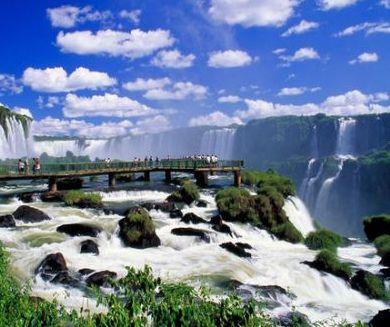 巴西不只世界杯 桑巴王国其它不可错过的风光