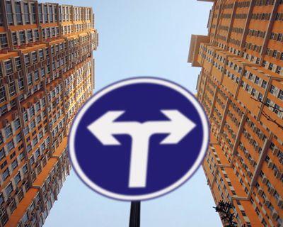 房地产市场陷尴尬:银行怕了开发商急了