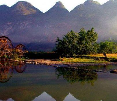 发现低调的美 云南不一样的美景