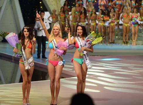 世界模特大赛总决赛