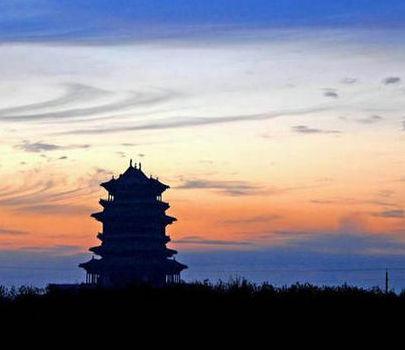 去国内最出名的历史文化古楼接受熏陶