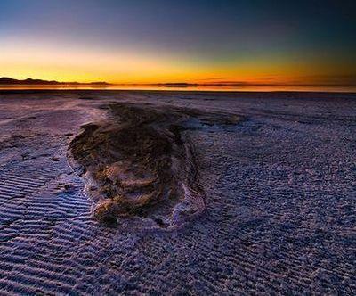 梦幻之境 探寻世界最美的四大盐湖