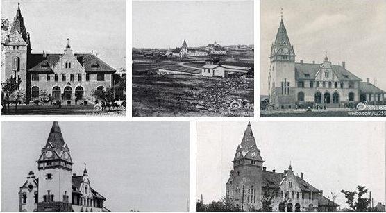 城市记忆:百年青岛火车站老照片(组图)