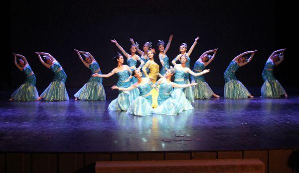 山东学生舞蹈大赛获奖结果公布 青岛居首