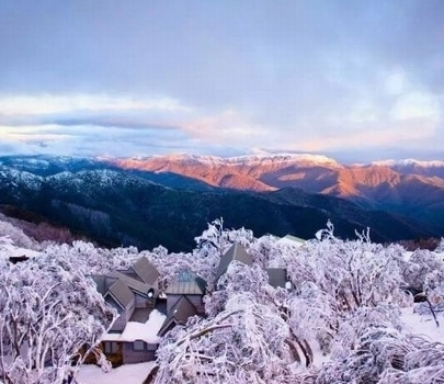 全球最美丽的15个冰雪小镇