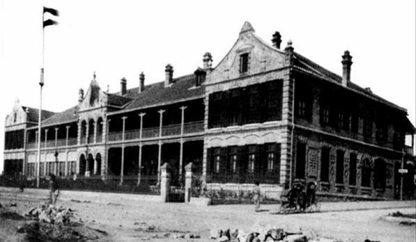 20世纪初经典建筑:亨利王子最早高级饭店