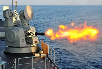 远海护航、大洋练兵两不误!