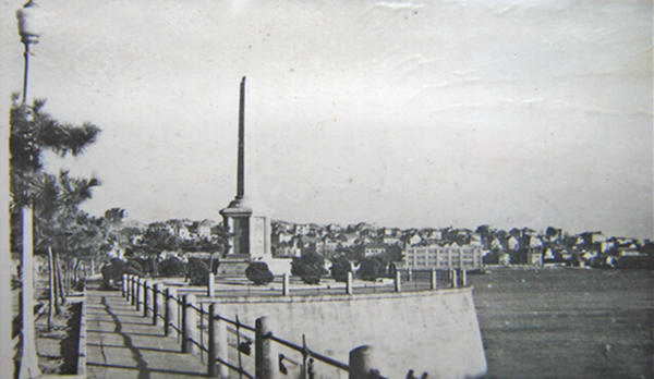 叶世克纪念碑到山海重光碑:青岛历史见证
