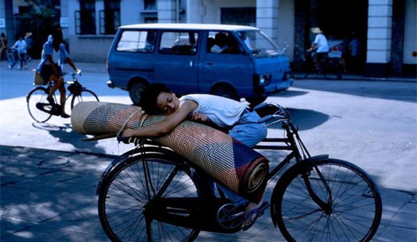 老照片:1980年代的中国的生活