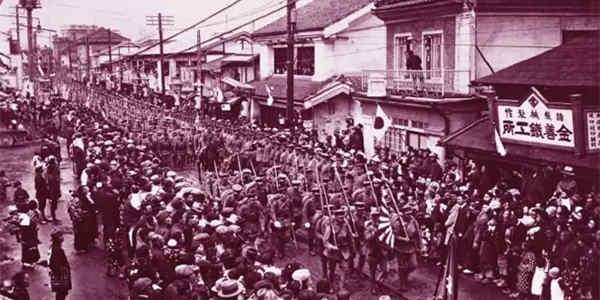 警钟长鸣、勿忘国耻!日本侵占青岛老照片