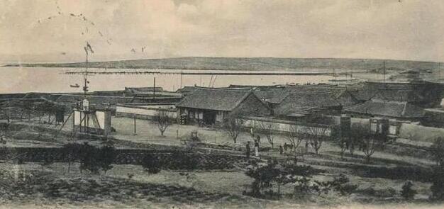 组图:青岛沿海一线消失的老建筑