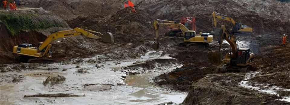 贵州福泉山体滑坡遇难者增至22人