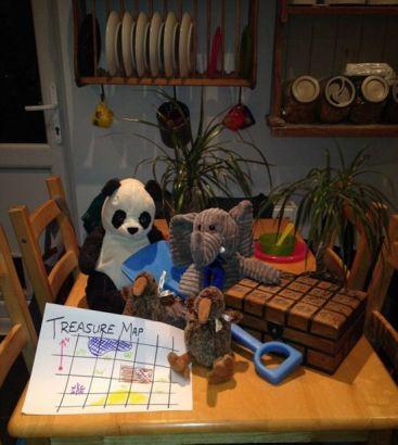 创意餐桌八