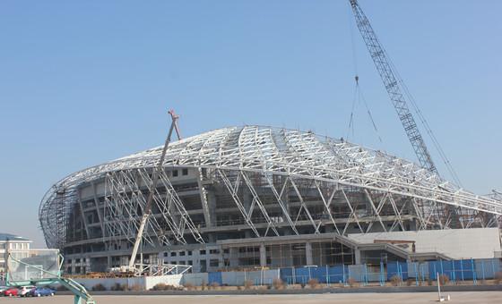 青岛休闲体育大会明年还将举行11项测试赛 场馆一览