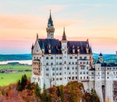 此生必去之地 媲美童话世界的旅游胜地