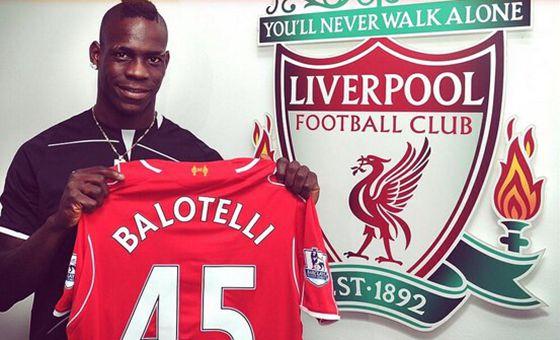 利物浦正式签约巴神 1600万签约3年披45号