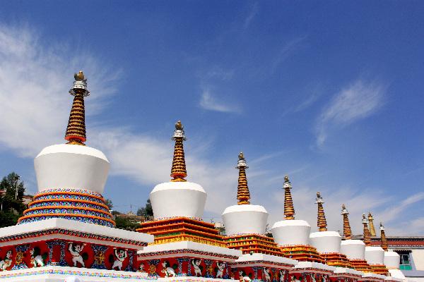 青海塔尔寺:远离尘世间的喧嚣的一方净土