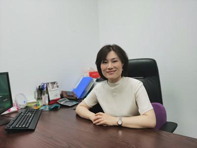 北京銀行青島分行營業部總經理徐文玉:打開視角 拓寬金融路