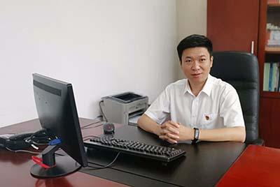 華夏銀行青島同安路支行行長關得銀:提升金融服務能力 助推經濟高質量發展