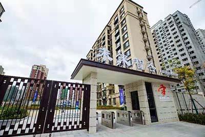 青島市首家國際人才社區·青年大學生公寓正式啟用