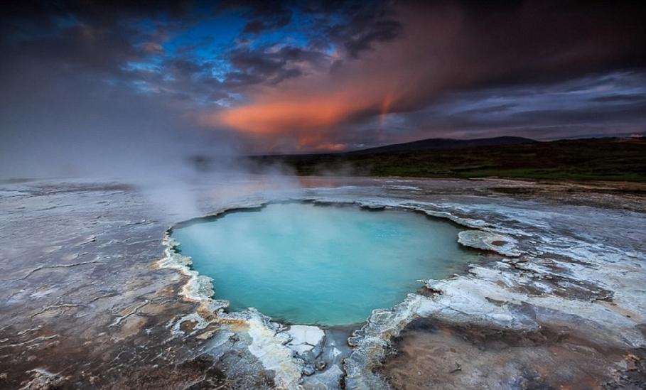 冰岛风景高分辨率