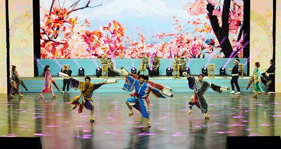 高清组图:东亚文化之都青岛活动年完美收官