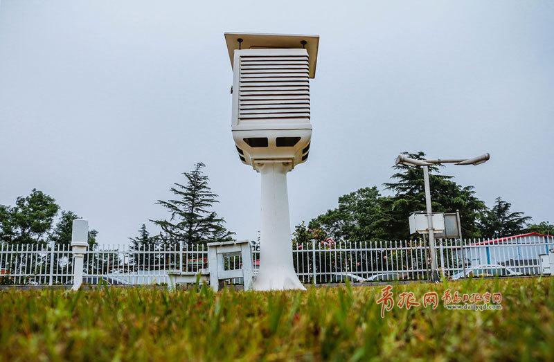揭秘 青岛的天气预报竟是这么 约目 来的图片
