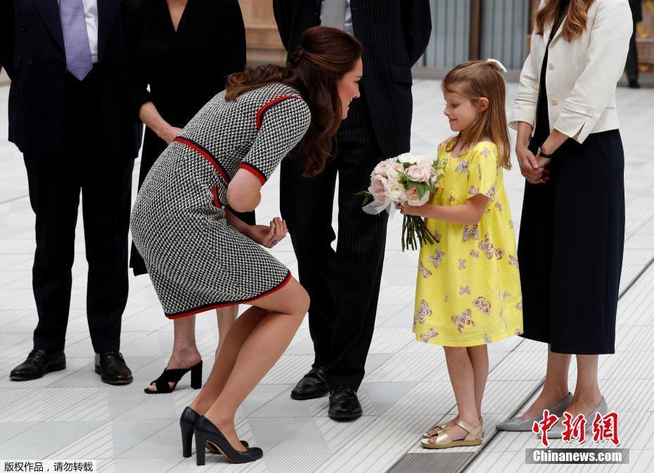 杨幂 撞衫 凯特 王妃