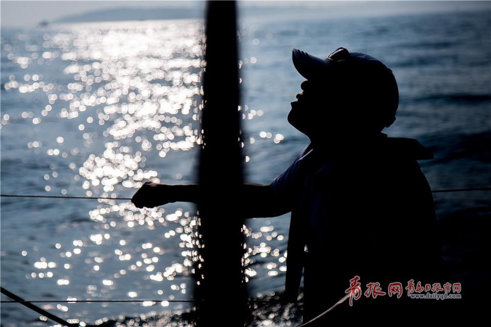 葉子和隊員們都非常期待帆船周的比賽,希望能獲得一個自己滿意的名次