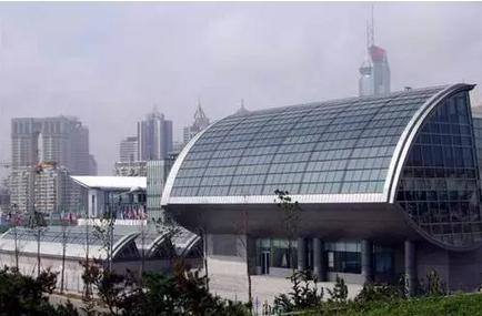 2008年北京奥运会青岛奥帆中心项目