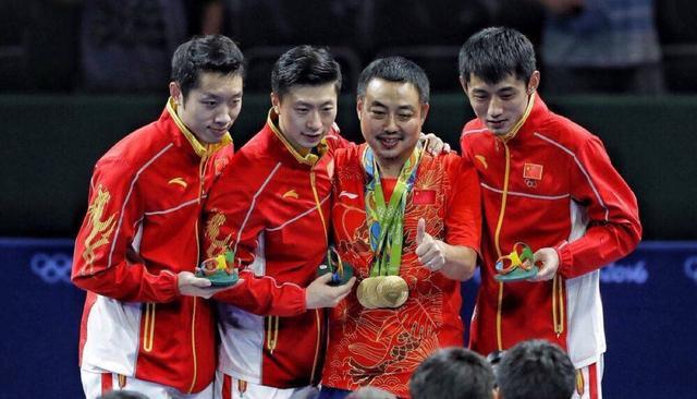 刘国梁等名帅相继隐去 新周期金牌项目怎么走?