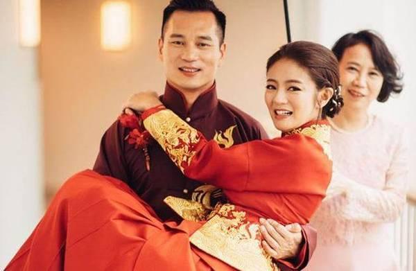安以轩被曝当继母 回复:陈先生是第一次结婚