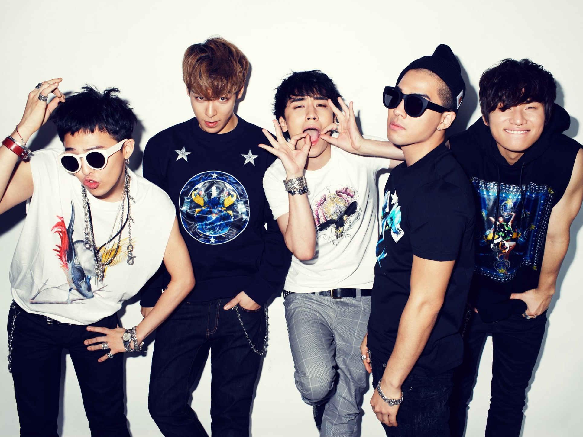 YG社长称:Bigbang5个人两年后将重新开始