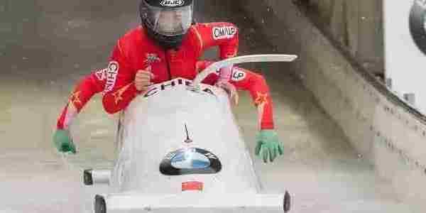 2015年建队 中国雪车队获得冬奥会参赛资格