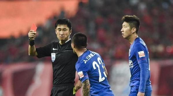 中国足协开出罚单 处罚整治赛场违规违纪
