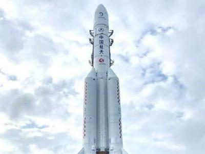 """嫦娥五號發射成功!一圖了解這次""""挖土""""之旅"""