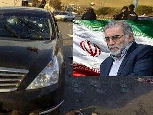 伊朗核科學家系遭遠程自動機槍射擊
