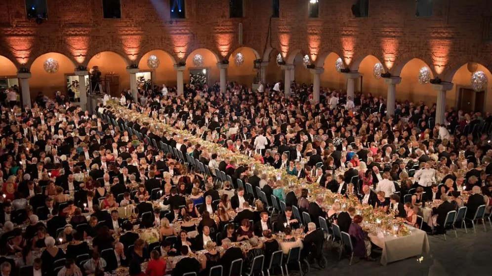 2020年諾貝爾獎頒獎儀式因疫情改線上舉行