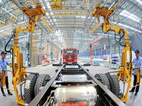 11月份全國規模以上工業增加值同比增長7.0%