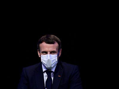 法國總統馬克龍43歲生日在隔離中工作
