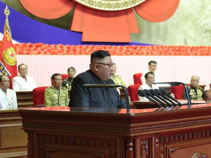 金正恩被推舉為朝鮮勞動黨總書記