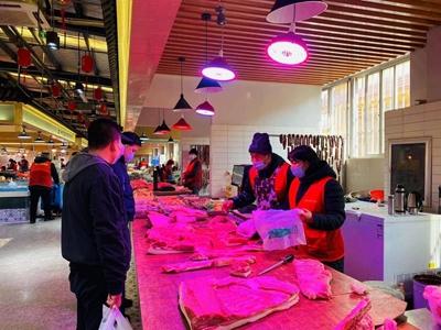 發改委:近一個月累計投放中央凍豬肉儲備15萬噸