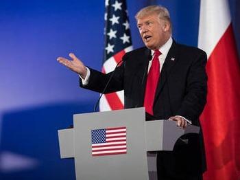 美媒評價特朗普:四年總統路,三萬荒唐言